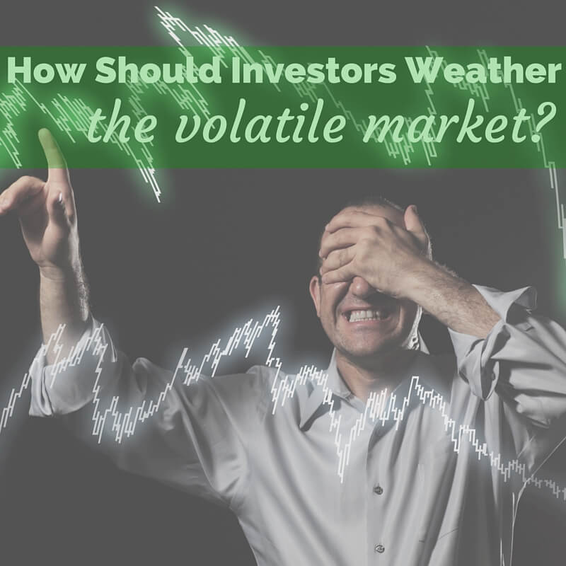 How Should Investors Weather the Volatile Market?