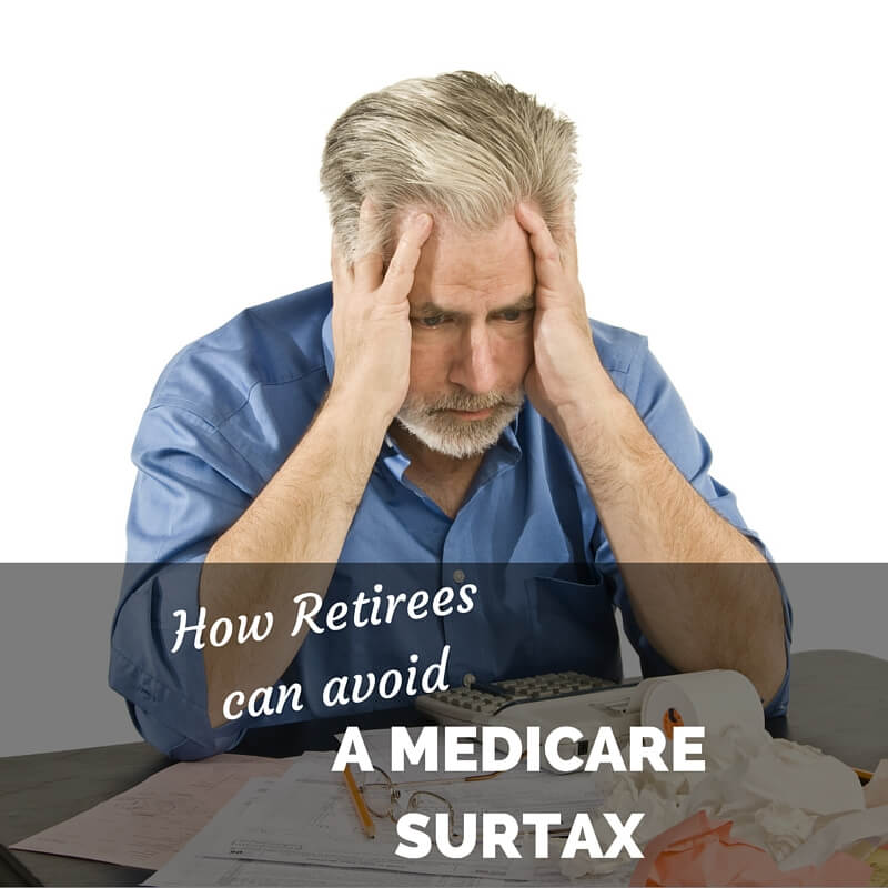 How Retirees Can Avoid a Medicare Surtax