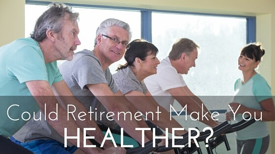 Could Retirement Make You Healthier?