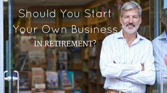 Retired Business Owner With Arms Crossed