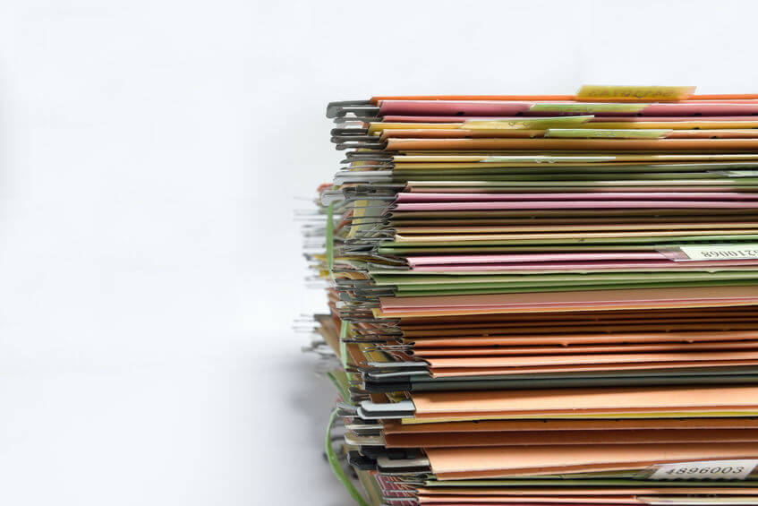 What to do With Old Tax Documents?