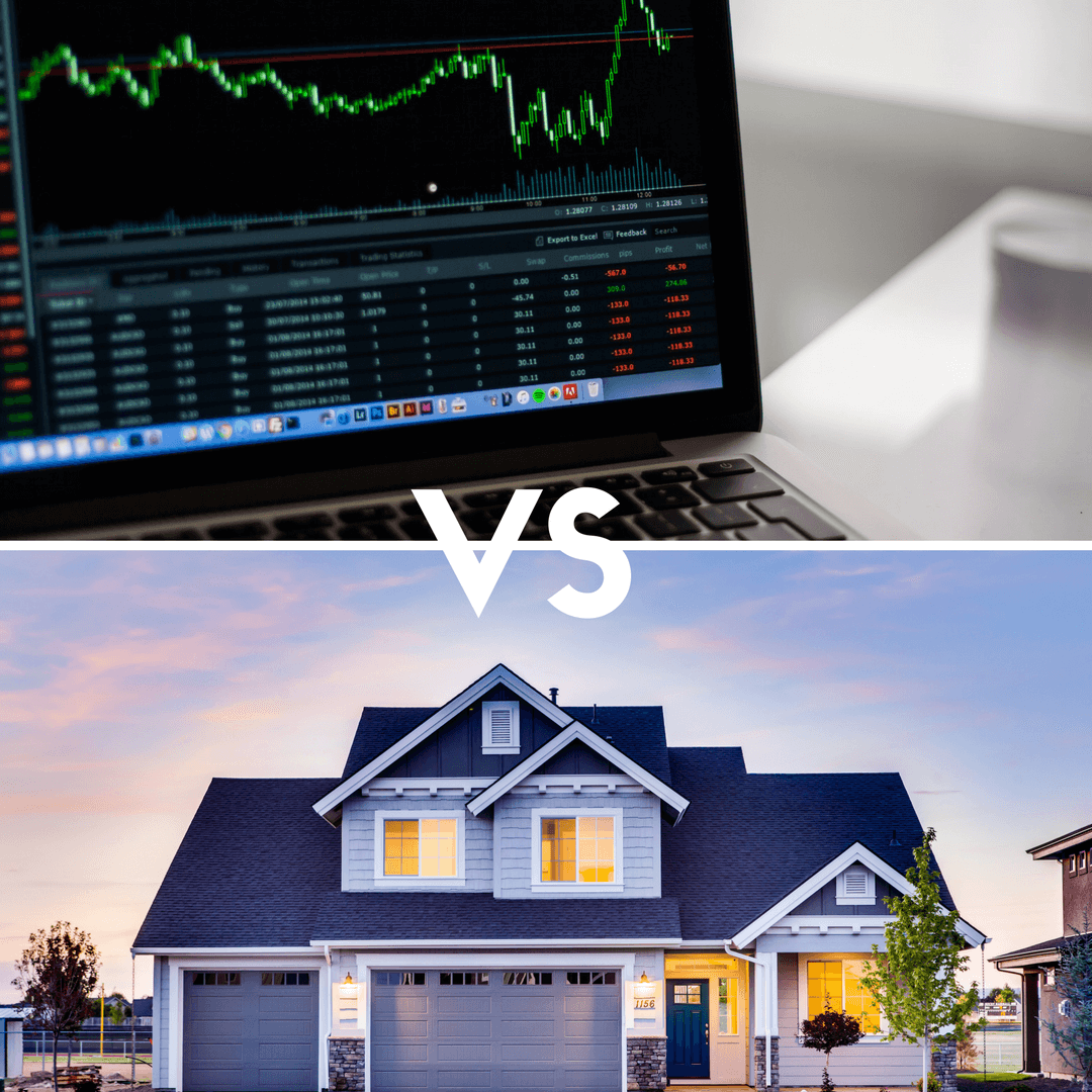 Stocks vs. Real Estate: Which Is the Best Investment?
