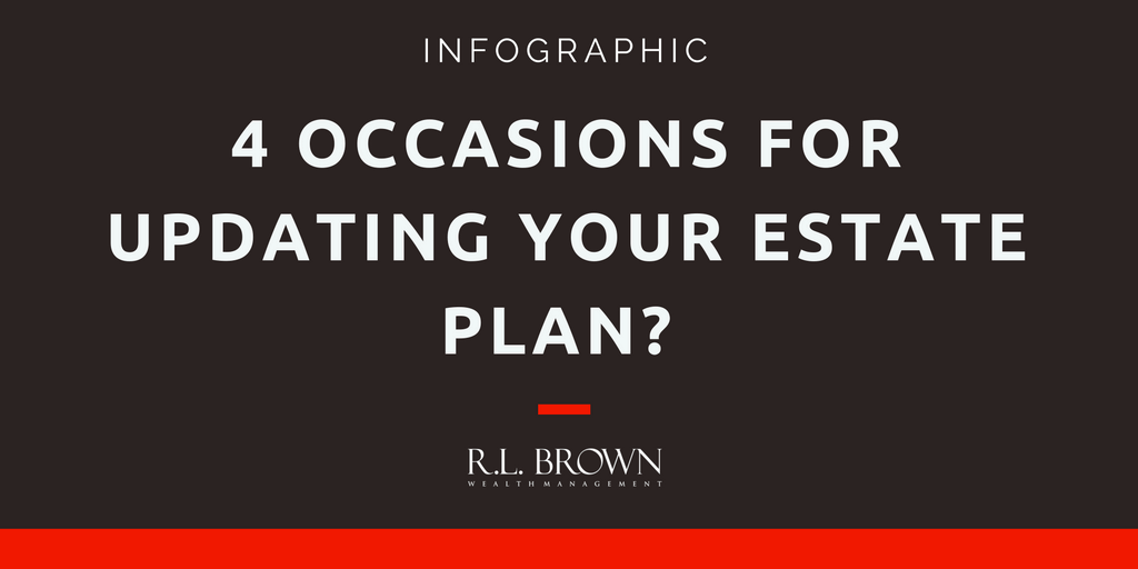 4 Occasions For Updating Your Estate Plan [Infographic]